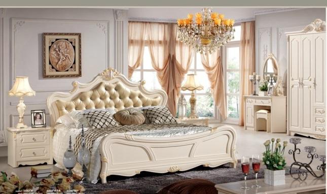 Phòng ngủ đẹp DM-683