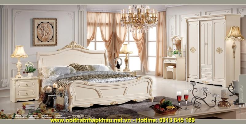 Phòng ngủ đẹp DM-689