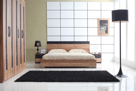 Giường ngủ đẹp D6511D