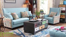 Sofa 123 tân cổ điển châu âu 3069