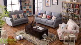 sofa phong cách châu âu 3071