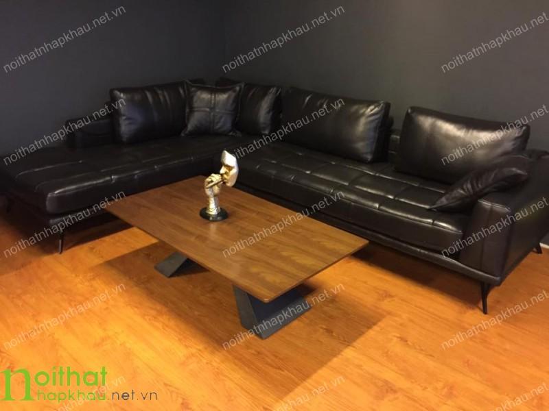 Có nên chọn mua bàn ghế sofa nhập khẩu cho phòng khách không?