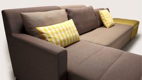 Sofa nỉ nhập khẩu 8003