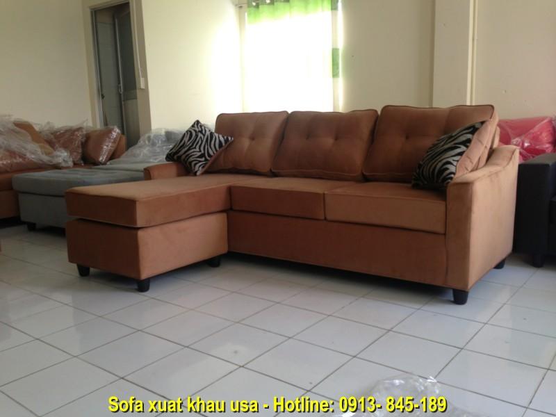 Sofa xuất khẩu 1425-da bò