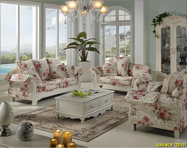 Sofa cổ điển SF7207