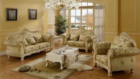 Sofa cổ điển 7209