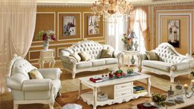 Sofa tân cổ điển 8815