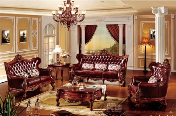 Sofa cổ điển SF8822