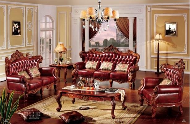 Sofa cổ điển SF8823