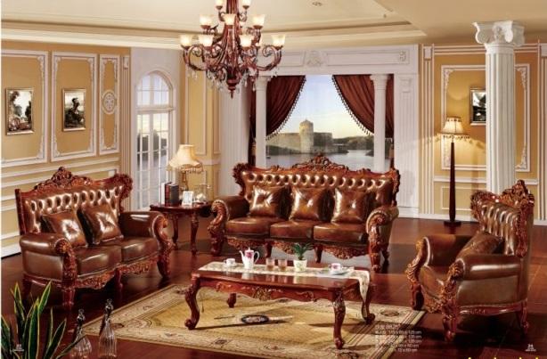Sofa cổ điển SF8825