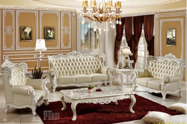 Sofa cổ điển SF8828