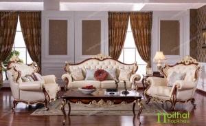 sofa cổ điển cao cấp B0418