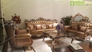 sofa cổ điển FNK02