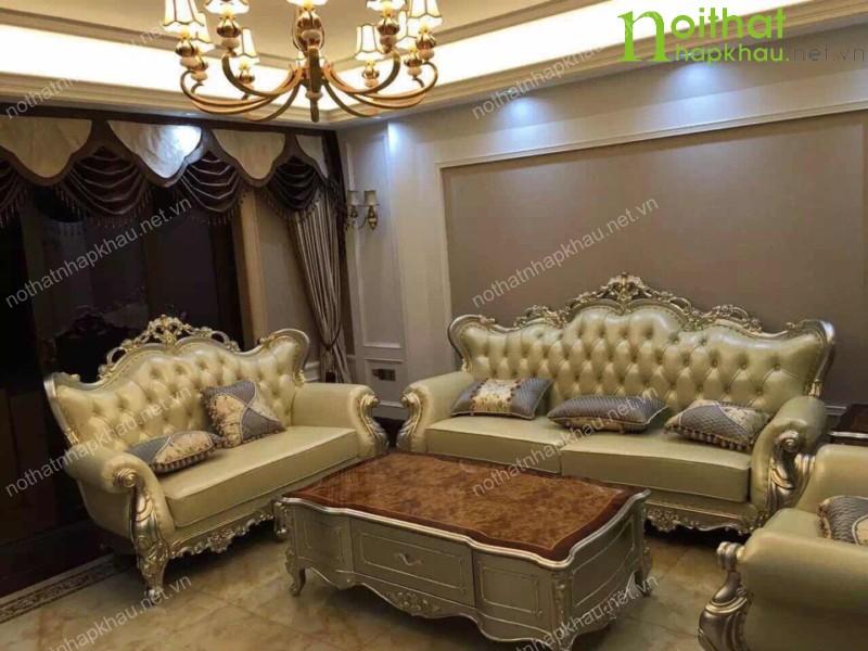 sofa cổ điển FNK03