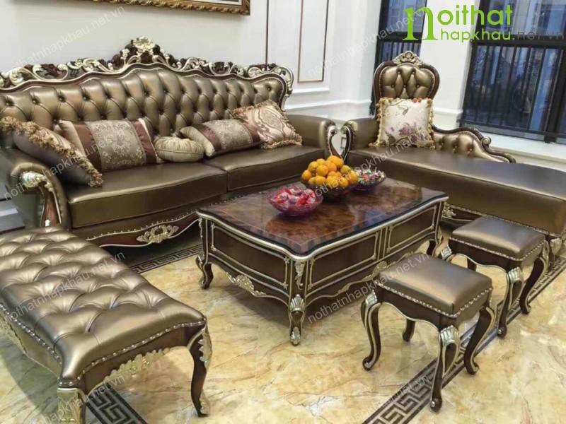 sofa cổ điển FNK06