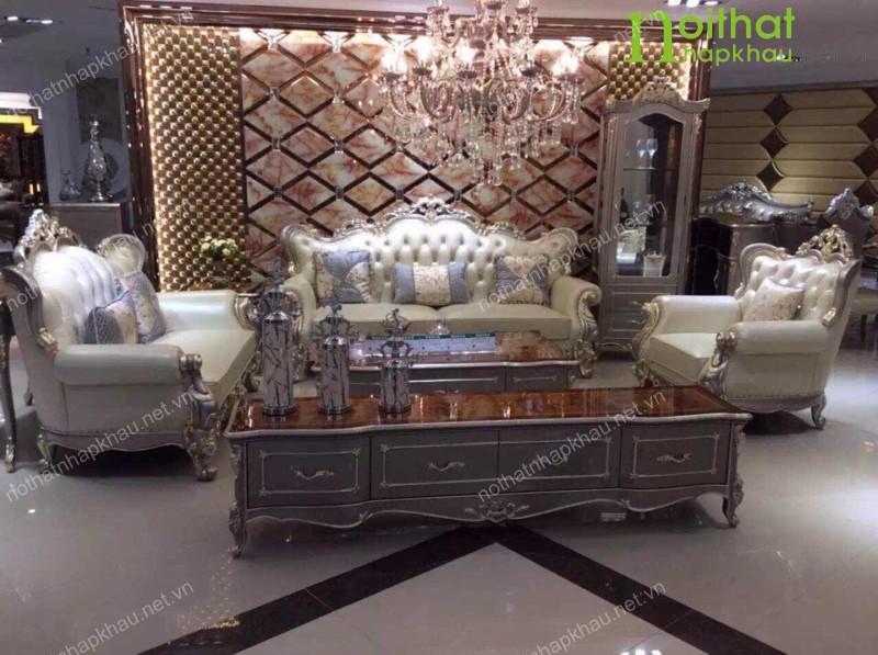 sofa cổ điển FNK09