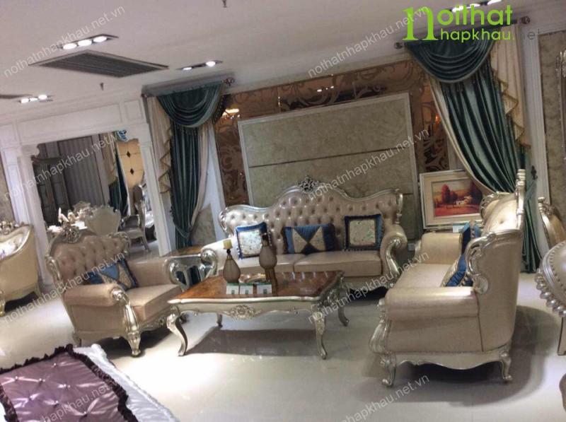sofa cổ điển FNK10
