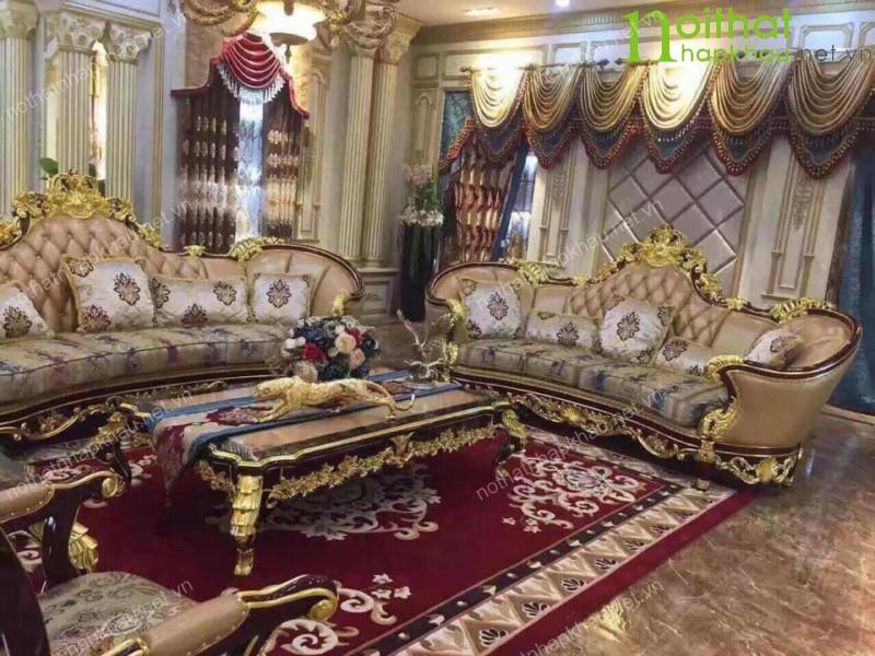 Top 14 mẫu sofa cổ điển cao cấp nhất 2017
