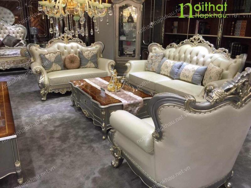 sofa cổ điển FNK13