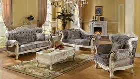 Sofa cổ điển SF366-nỉ
