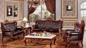 Sofa tân cổ điển SF8827