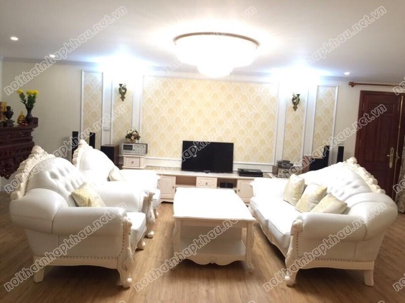 Ghế sofa cổ điển 8815