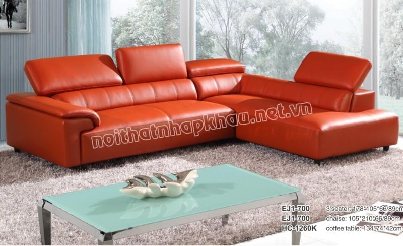 Chọn bộ ghế sofa màu sắc bắt mắt