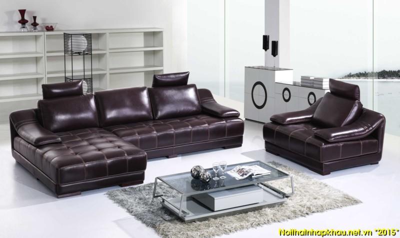 Siêu thị Nội thất Nhập Khẩu chuyên cung cấp ghế sofa phòng khách cao cấp