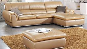 Sofa da thật S-522