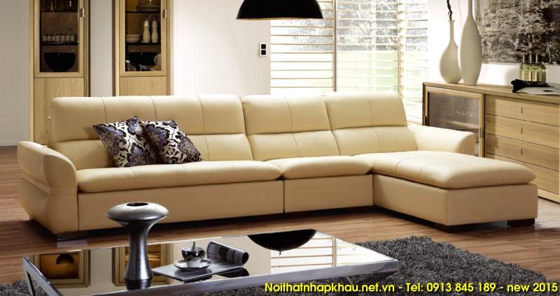 Sofa nhập khẩu W-3283A