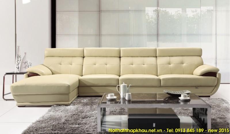 Sofa nhập khẩu W3287A