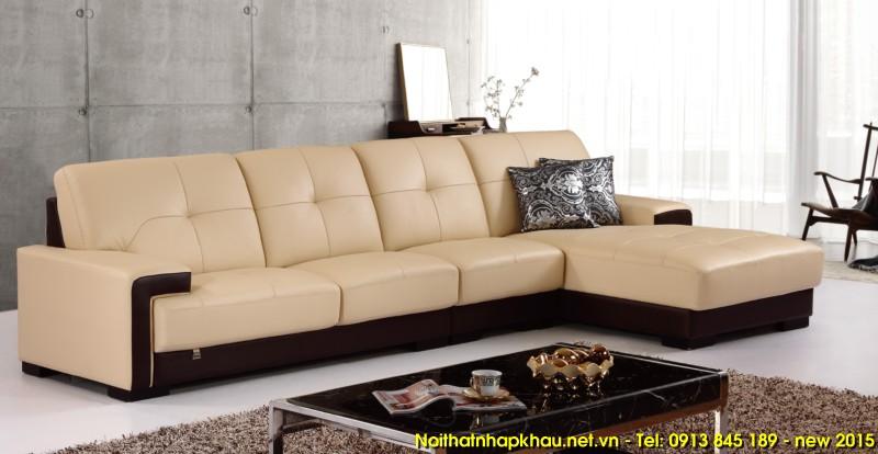 Sofa nhập khẩu W3292A