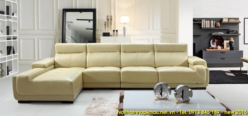 Bài trí bộ bàn ghế sofa cho phòng khách thêm ấm cúng
