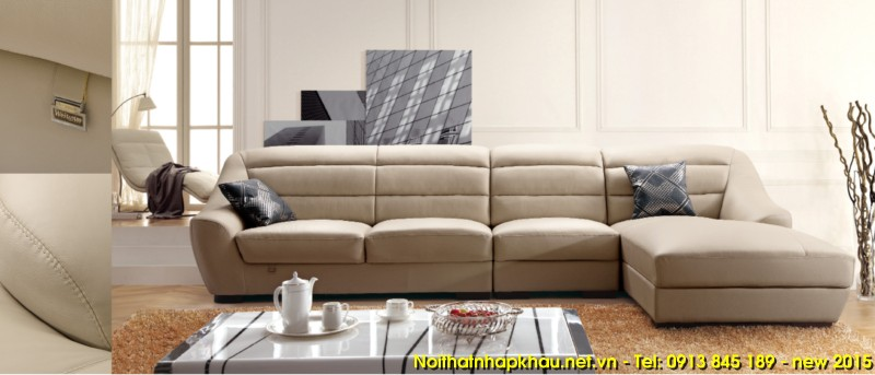 Sofa nhập khẩu W-3309