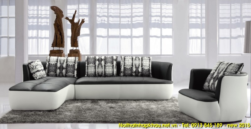 Sofa phòng khách hà nội W3312