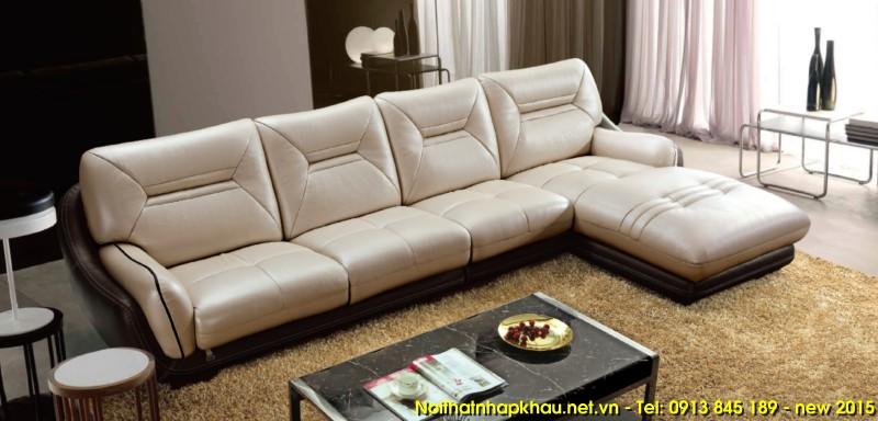 Sofa nhập khẩu W3313