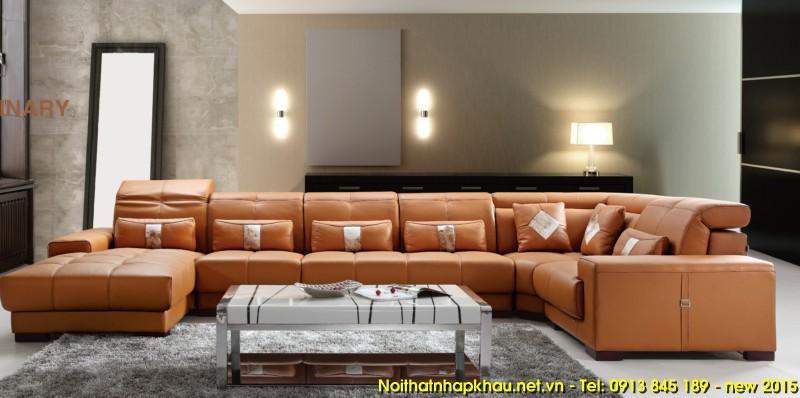 Sofa nhập khẩu W-3318