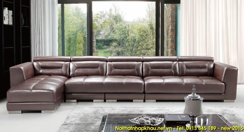 Sofa nhập khẩu W3328