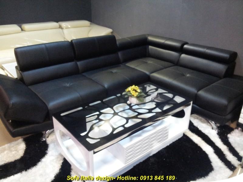 Sofa da mẫu Italia sản xuất