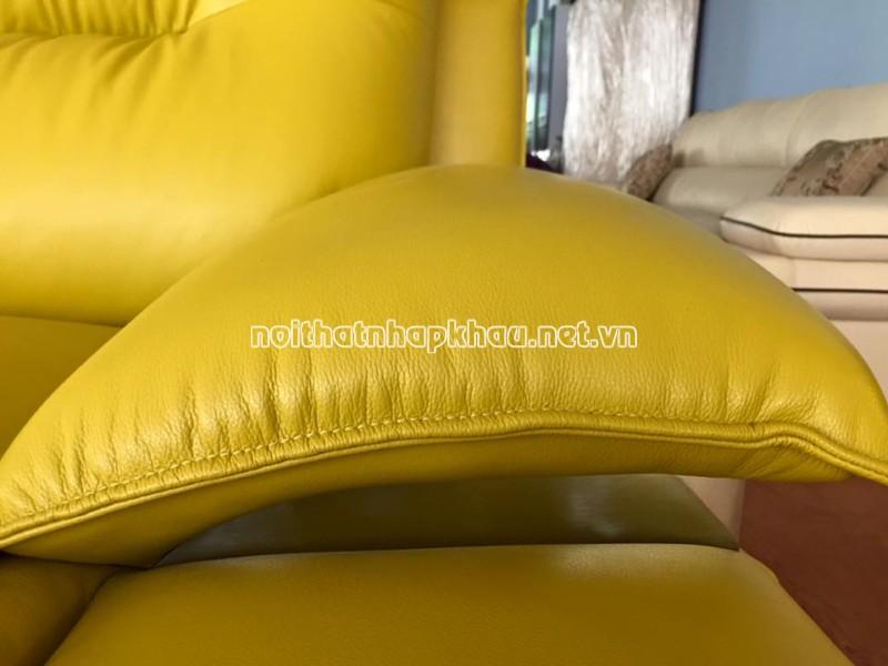 Sofa da thật K958