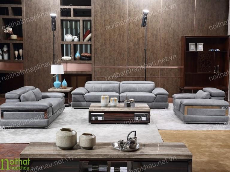 Top 5 mẫu sofa da cao cấp cho nhà chung cư đẹp nhất 2017