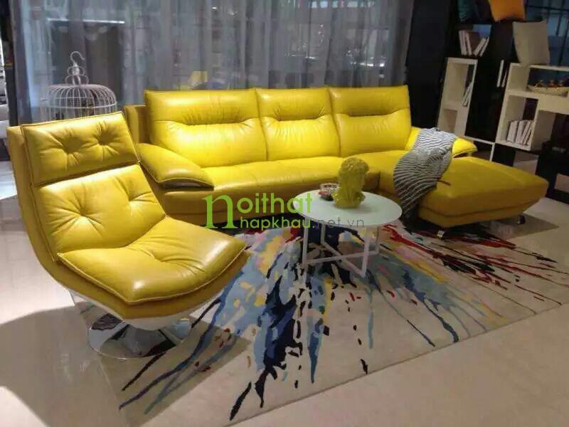Ghế sofa hiện đại đơn giản