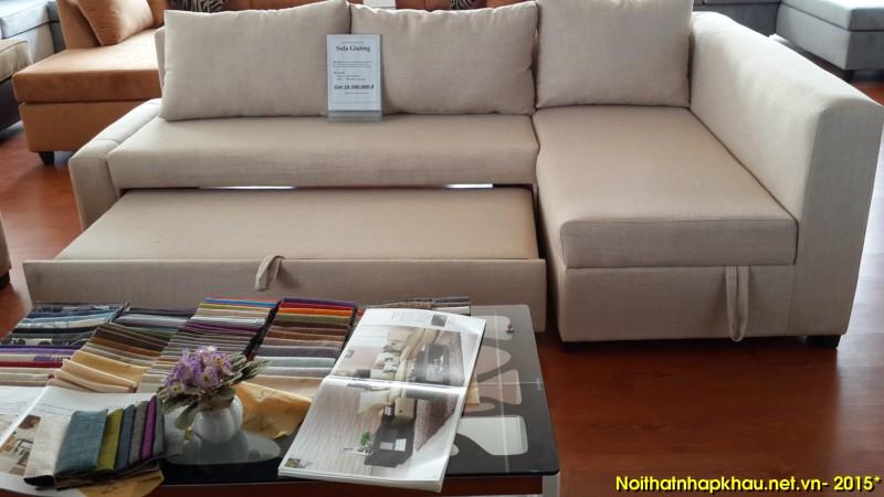 Top 3 mẫu sofa giường thông minh tại siêu thị Nội Thất Nhập Khẩu
