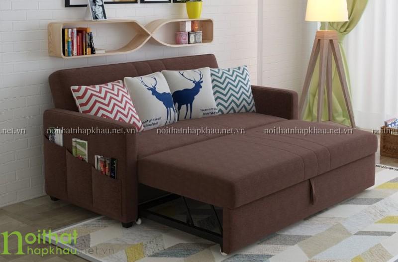 Sofa giường nhỏ – giải pháp tuyệt vời cho ngôi nhà nhỏ