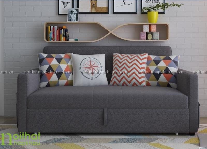 Sofa giường cho phòng khách nhỏ – Nội thất thông minh cho ngôi nhà hiện đại