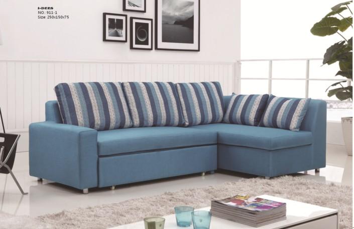 Những mẫu sofa giường tuyệt đẹp cho không gian phòng khách