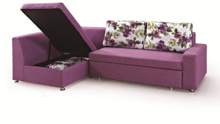 Ghế sofa giường đa năng thích hợp với không gian phòng khách nhỏ
