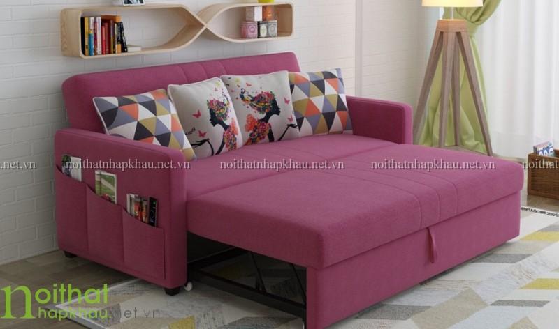 Mẫu sofa giường nhập khẩu tại Hà Nội cao cấp cho phòng khách