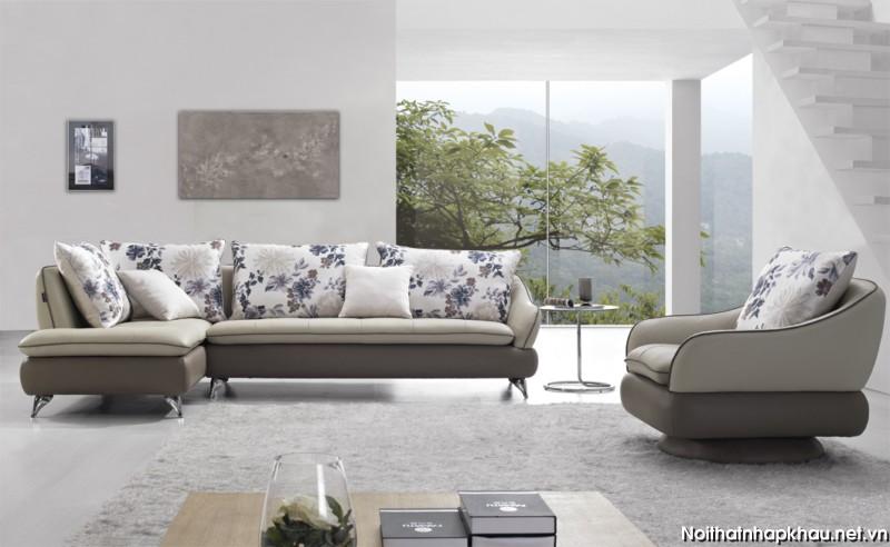Lựa chọn ghế sofa đủ bộ