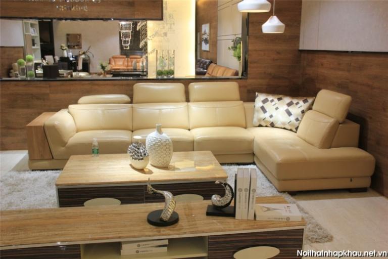 Chọn ghế sofa cho phòng khách